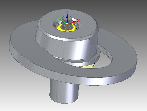 Strut Mount Progress 4.JPG