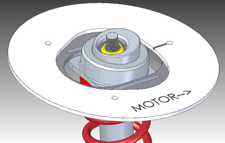 Strut Mount Progress 10.JPG