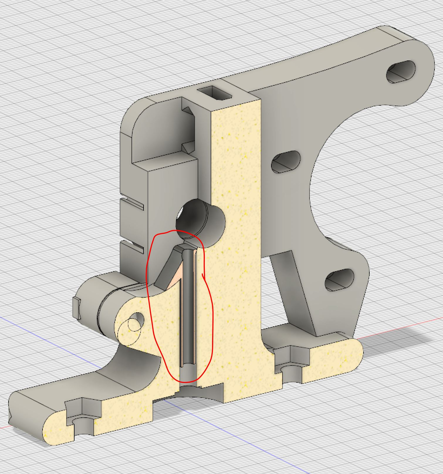 Lulzbot Mini Extruder Body Mod for 1.75mm filament 2.JPG